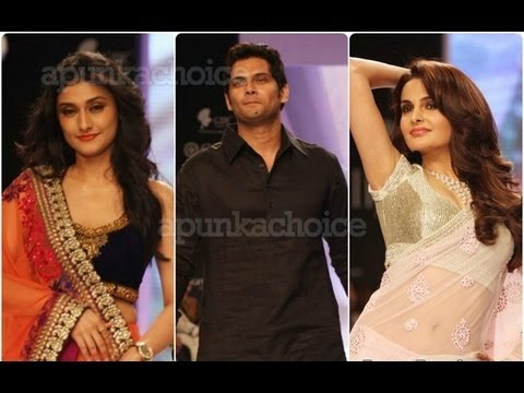 All Indian TV celebs & Hindi serial actors scorch the ramp...