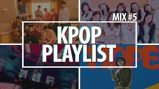Download Lagu Kpop Playlist 2018 | Mix #5 [Party, Dance, Gym, Sport] Gratis STAFABAND