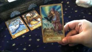 Leo October 2016 Psychic Tarot Guidance