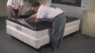 Sterling Sleep Systems Softside Waterbed Setup Instruction