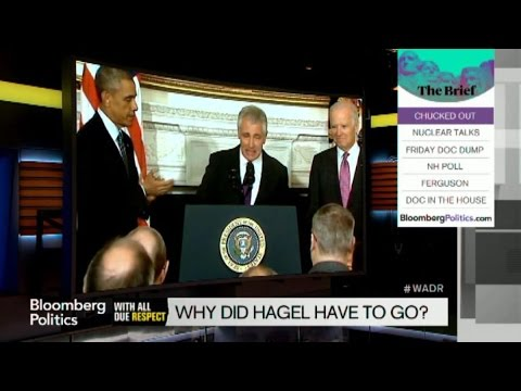 Why Did Hagel Have to Go?