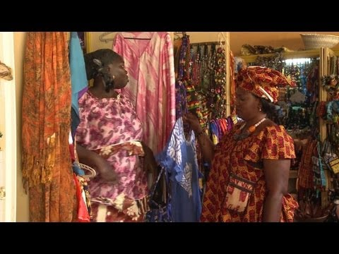 Senegalese islanders hope Obama visit will boost tourism