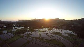 【日本の棚田百選】四ヶ村の棚田