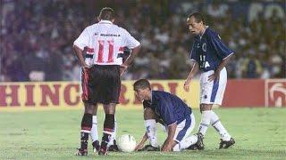 Copa do Brasil 2000 - FINAL - Cruzeiro 2x1 São Paulo - Mineirão