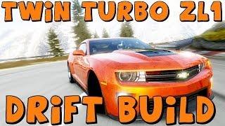 Forza 5   Twin Turbo Camaro ZL1   Drift Build