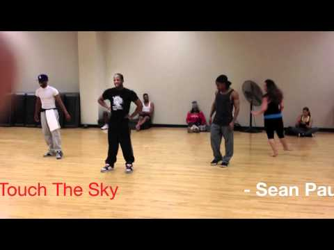 Touch The Sky - Sean Paul By D'jai video