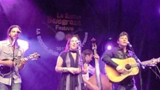 Three Rusty Nails by Ronnie Bowman at La Roche Bluegrass Festival 2012