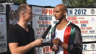 Hiphop Open: Kool Savas und Xavas, Teddy und Comedy, Fans und Fun
