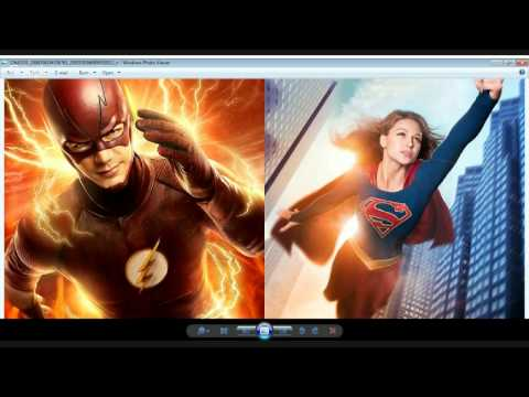 Flash And Supergirl Episode 18 Crossover Is Coming Worlds Finest Multiverse Seemingly
