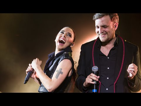 Melanie C - Sporty's Forty - 09 Four To The Floor & 10 One By One (with James Walsh)