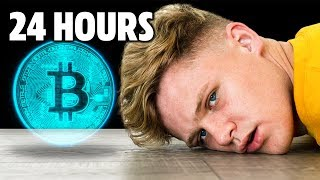 I Survived on Only Bitcoin for 24 Hours