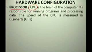 04 Case Study - Identify Hardware Configuration of a Computer