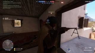Battlefield 1 Beta - Screaming to the enemy for help