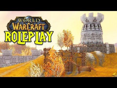 Die Späherkuppe | World of Warcraft Roleplay #18 Gameplay German Let's Play | baasti