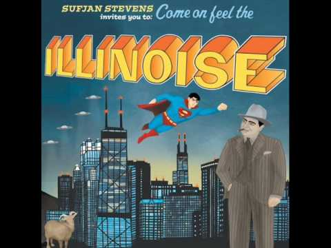 Sufjan Stevens - Predatory Wasp Of The Palisades Is Out To Get Us
