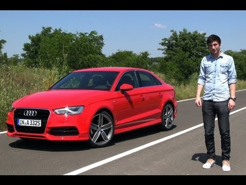 Audi A3 Saloon (sedan) review - Auto Express