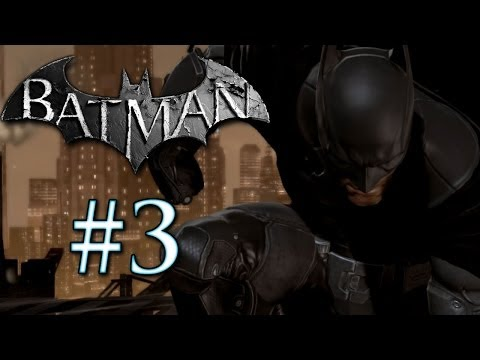Batman Arkham Origins: Cold Cold Heart DLC - Gameplay Walkthrough Part 3