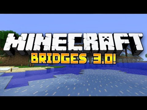 GG Chest Minecraft Mini Game: Bridges 3.0 #1: w Woofless Laine NoahCraftFTW