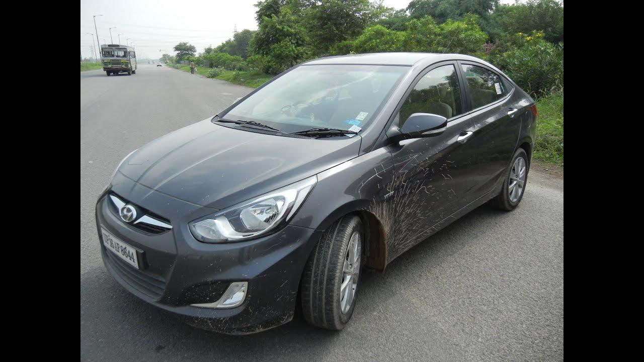 Hyundai Verna Fluidic Petrol Automatic Long Term User