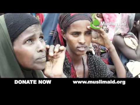 Muslim Aid, EMERGENCY APPEAL, Horn of Africa, Drought - 11 July 2011