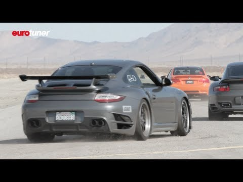 Airstrip Attack -- Trona 2012, Shift S3ctor