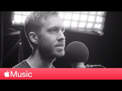 Calvin Harris Talks with Zane on Beats 1