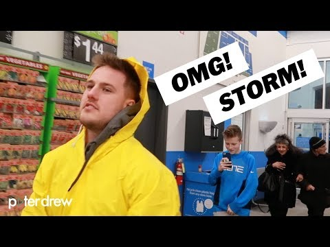 Buffalo Vlogs 08 : A STORM IS COMING!