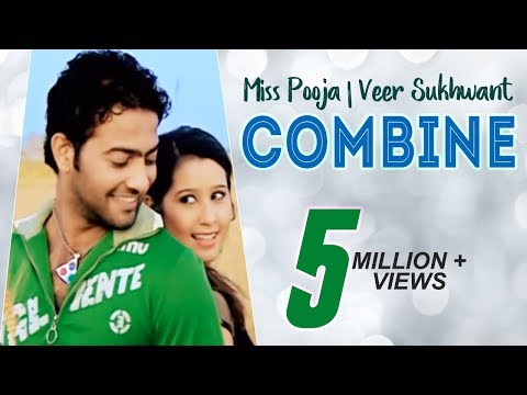 Combine Miss Pooja & Veer Sukhwant (Official Video) Bhangra Songs [Punjabi hit Song]