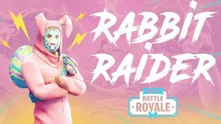 Rabbit Raider! - Fortnite Battle Royale Gameplay - Ninja