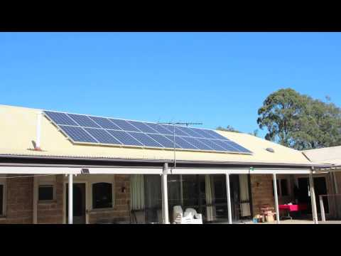 Quality, affordable solar panel systems - Brisbane, Australia - BioSolar Customer Story #4