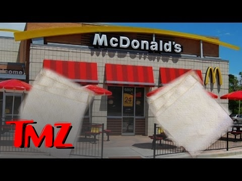 McDonalds' 1.5 Million Dollar Napkin Nightmare!!