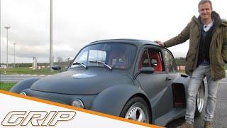 Der schnellste Fiat 500 der Welt | GRIP