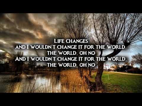 Thomas Rhett Life Changes lyrics