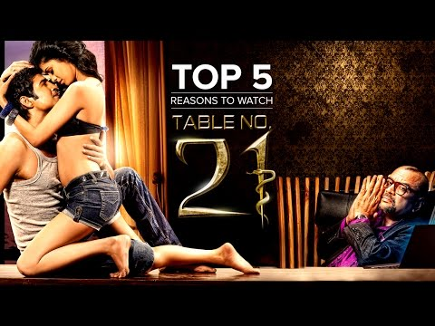 Top 5 Reasons To Watch Table No. 21