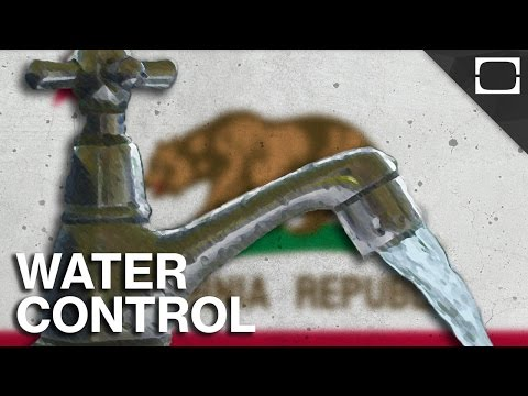 Who Controls California's Water?