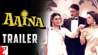Aaina   Official Trailer   Jackie Shroff   Juhi Chawla   Amrita Singh