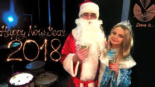 Happy New Year / Victoria Tkachenko & Maxim Rubtsov