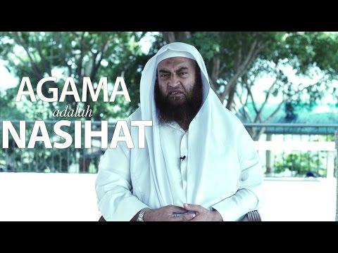 Agama Adalah Nasihat - Syaikh Ali bin Hasan Al-Halaby