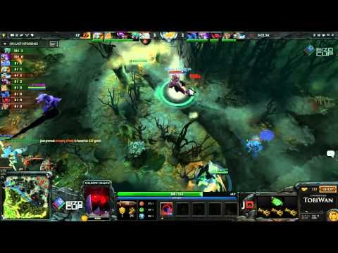 Kaipi vs Netolic SA Game 1  EIZO Cup #3 - TobiWan