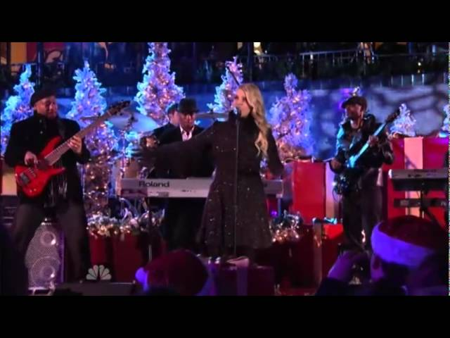 Jessica Simpson - One Wish, Live at Rockefeller Center 2010