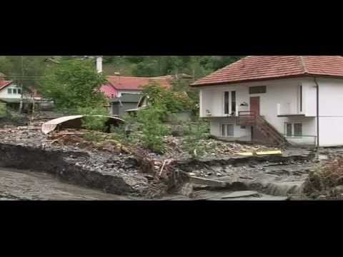 Severe floods in Bosnia and Serbia BBC News