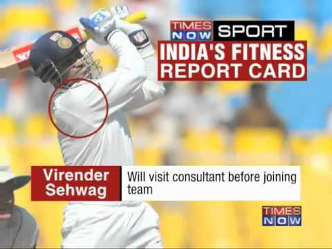 Sehwag set to join Indian team, Gambhir declared fit