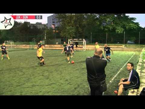 """Lüktető Porcogók - SÜN 0:2 - """"IV. Bikás Sport Pub Live Soccer League"""" 5.forduló - HÉTFŐ"""