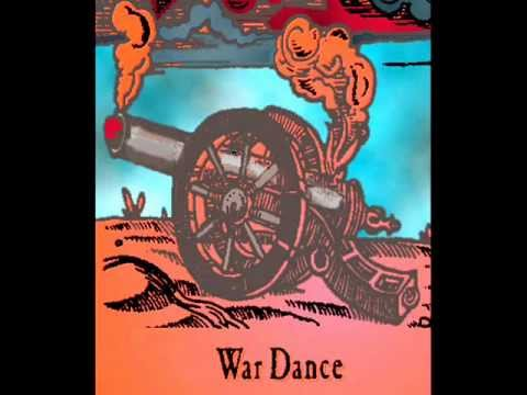 XTC- War Dance home demo -Nonsuch-