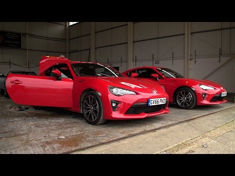 Introducing The Reasonably Fast Car: Toyota GT86 - Top Gear