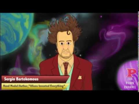 Ancient Alien Parody Ancient Aliens Parody Clip