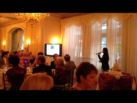 "Snippet of Cheska Gatus Singing ""All of Me"" at Graydon Manor Hall"