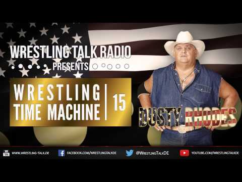 WTR 372 - Wrestling Time Machine - The Life & Times of Dusty Rhodes [Deutsch/German]