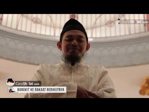 37. Video Cara Shalat: Bangkit Dari Sujud - Panduan Shalat Sesuai Nabi - Carasholat.com