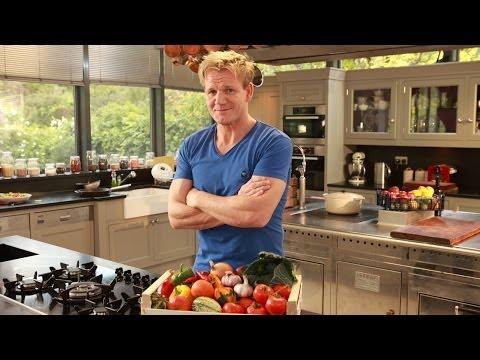 Домашняя кухня Гордона Рамзи, 13. Вегетарианские блюда.